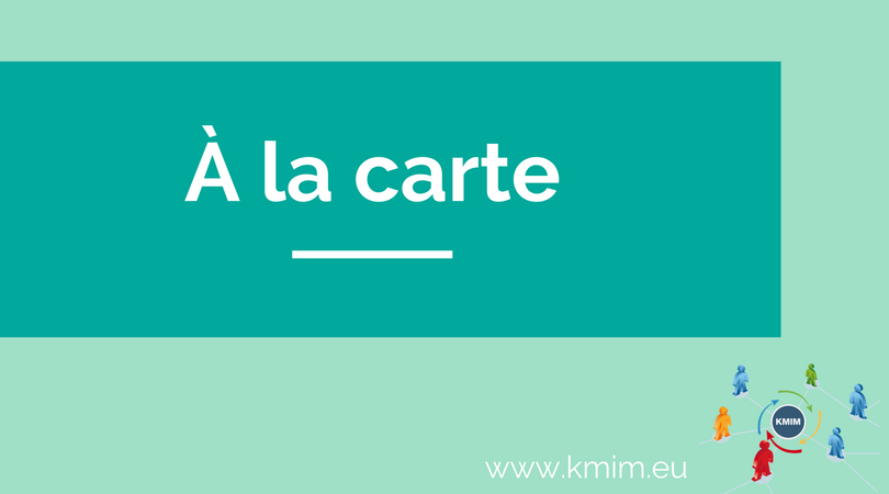 formation personnalisables